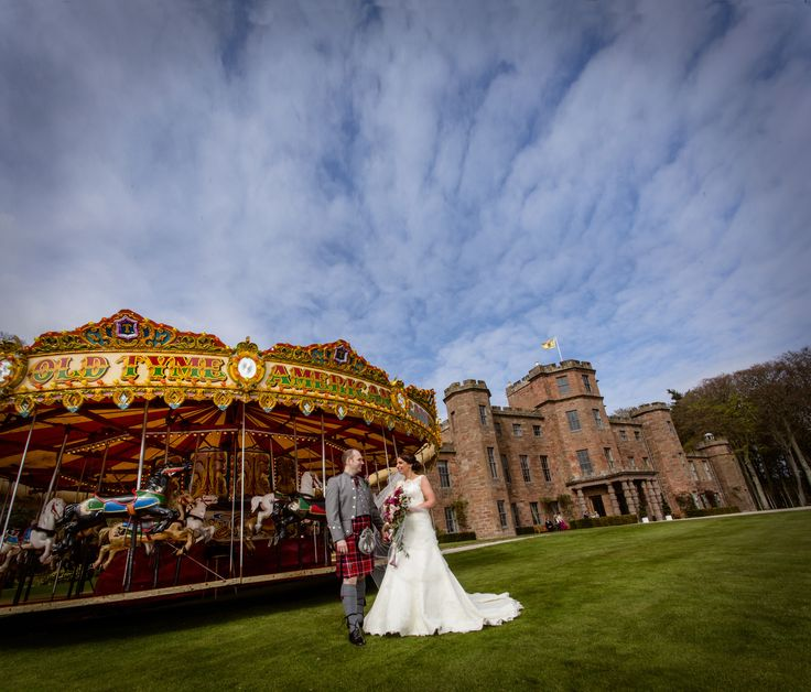 Some fairground fun at the wedding of Emma and John at Fasque Castle. #aberdeenweddingphotographeratfasquecastle #aberdeenweddingphotographersatfasquecastle #aberdeenweddingphotographyatfasquecastle #aberdeenshireweddingphotographyatfasquecastle #scottishweddingphotographyatfasquecastle #weddingatfasquecastle #fasquecastle