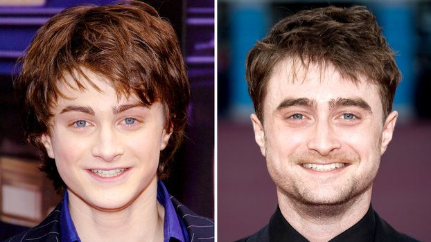 Happy Birthday Daniel Radcliffe See the Harry Potter Star Grow Up in 13 Photographs