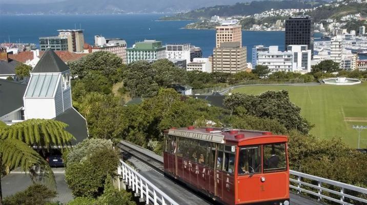 Kabelbanen i Wellington