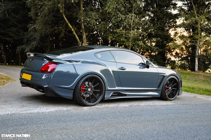 STANCE:NATION_Bentley Coupe GT