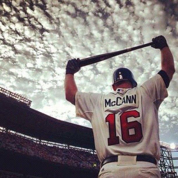 Brian Mccann, Brave Country, Brave Photos, Favorite Catchers, Brave Baseball, Favorite Atlanta, Favorite Baseball, Baseball Players, Atlanta Braves