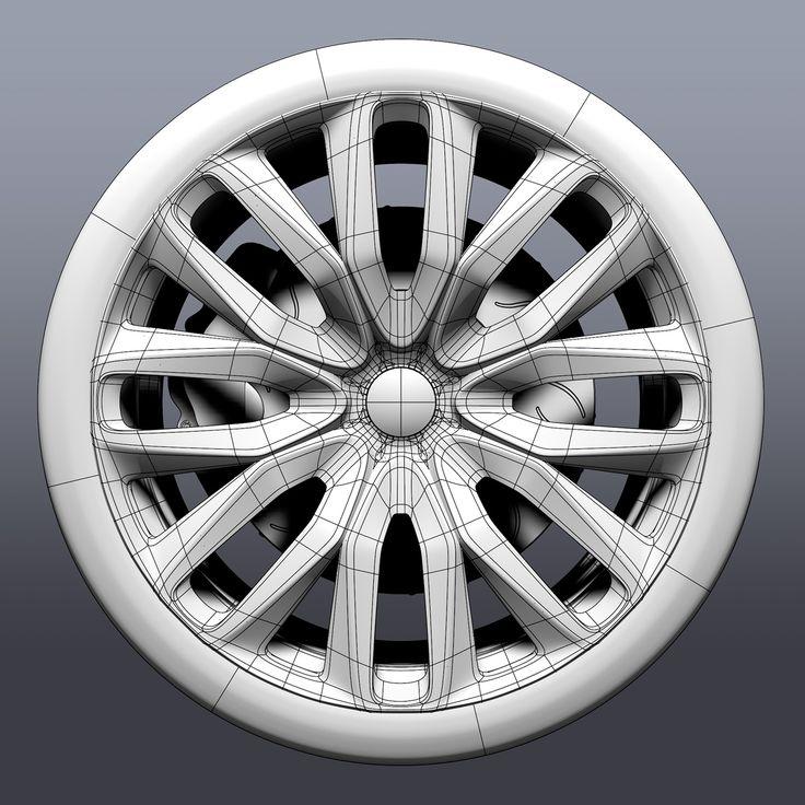 New BMW Wheel Design on Behance