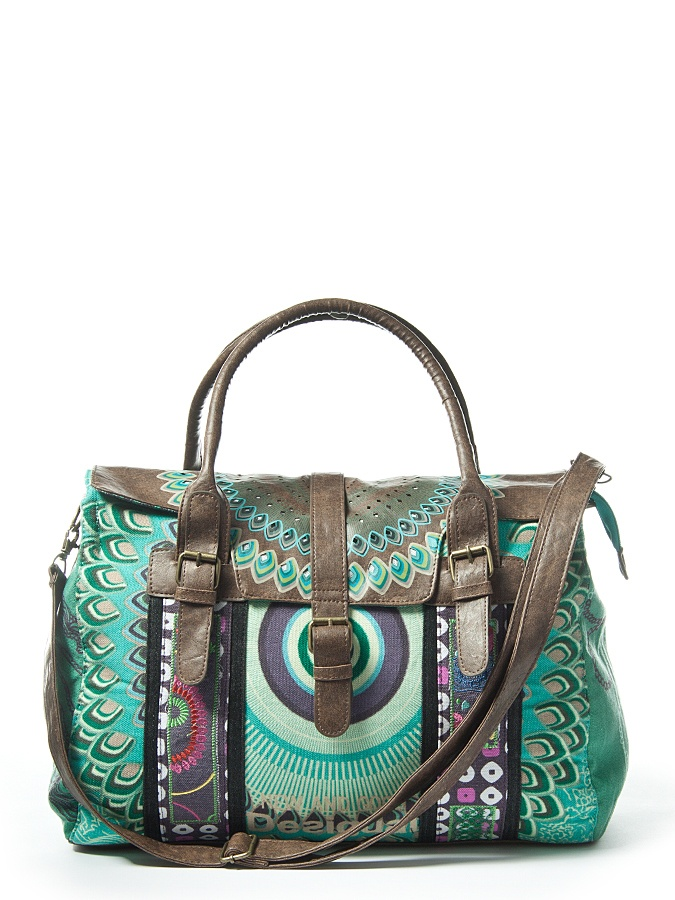 Desigual.... thats a great brand :)) I love it so much