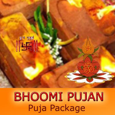 Bhumi Pujan is performed before the construction of a House, Office, Showroom, Factory or any other fixed structure. In this puja the people ask the forgiveness of mother earth for the violence that is about to be done to her on our instigation for the building of the house. They also request the forgiveness for disturbing the habitate of innumerable creatures living on the land we also request all the disembodied spirits.... for more visit at www.easypuja.in