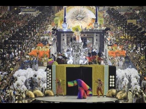 """RIO CARNAVAL"" 2012, Greatest Show on Earth"
