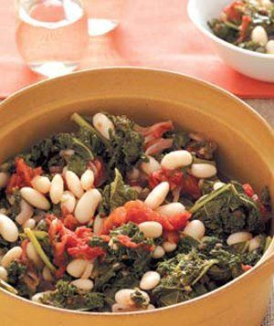 Stewy White Beans | Get the recipe for Stewy White Beans.