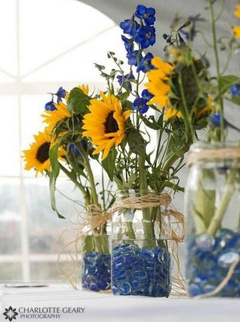 25 best ideas about summer table decorations on pinterest
