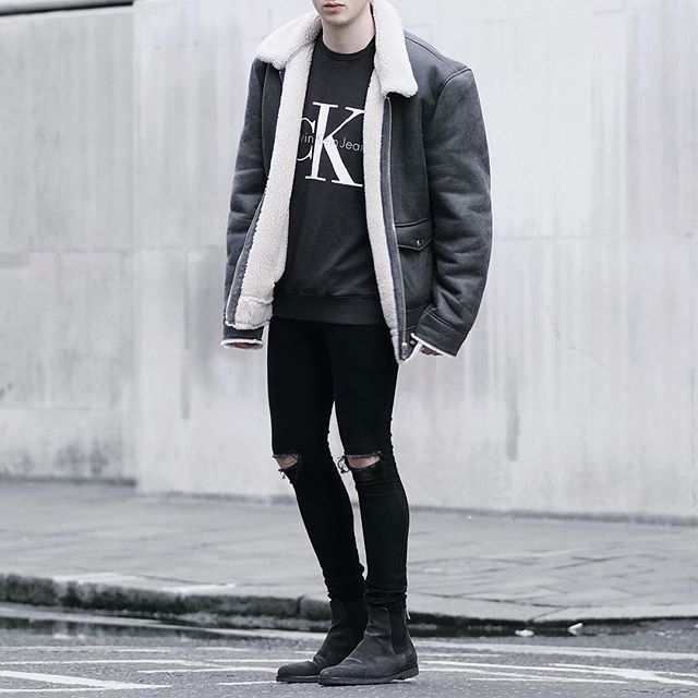 Check out this ASOS look http://www.asos.com/discover/as-seen-on-me/style-products?LookID=216117