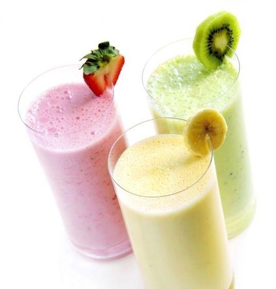 Batidos de frutas - - -> http://tipsalud.com