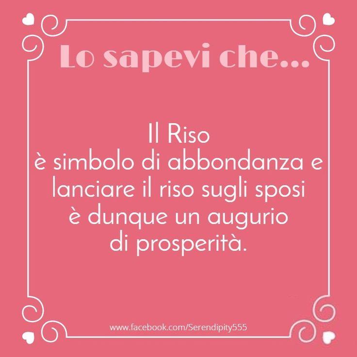 #pillole #curiosità #wedding #matrimonio #serendipity555 #modena Seguimi su www.facebook.com/Serendipity555