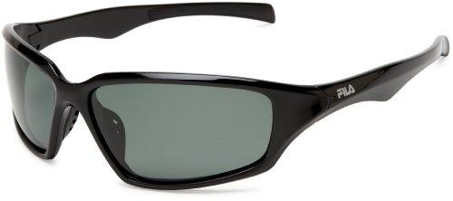 03587ae565e Fila Sport Wrap Polarized Sunglasses