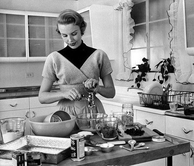 """Mira como era """"ser buena esposa"""" en 1950 - Taringa!"""