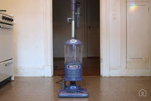 The Best Cheap Vacuum | If clean enough is good enough for you, the vacuum to get is the Shark Navigator Lift-Away NV352. Easy to use in several modes, this bagless upright outperforms other cheap vacuums because it cleans most kinds of debris from most common surfaces. The NV352 also needs little maintenance and should last at least five years.