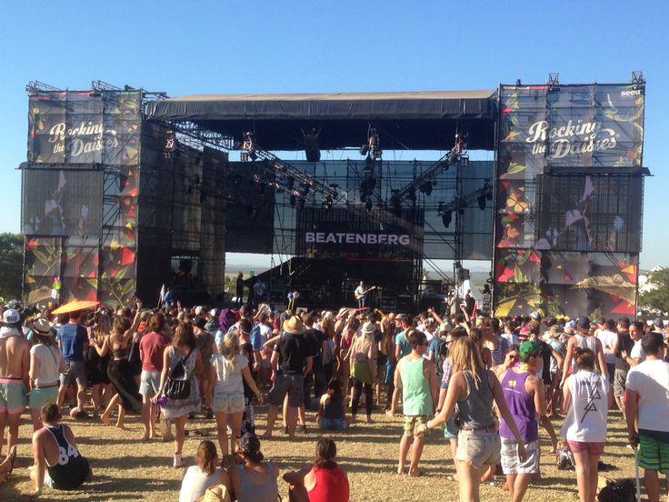 Beatenberg on the MainStage