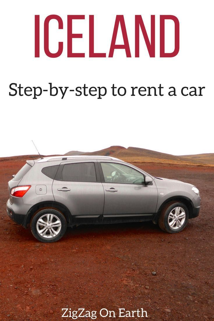 How To Rent A Car In Iceland Step By Step Guide Safety Price