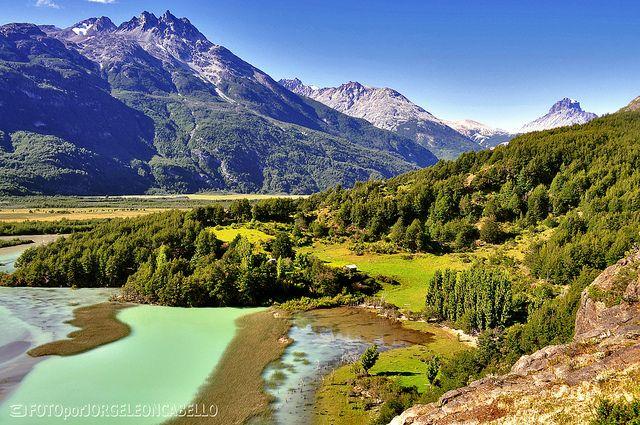 Colores del Rio Tranquilo - Patagonia Chilena | Flickr - Photo Sharing!
