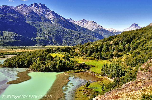 Colores del Rio Tranquilo - Patagonia Chilena | Flickr - Photo Sharing!
