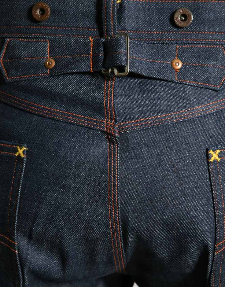"Lee ""Originals 1930 Cowboy 101-B Straight Jeans"""