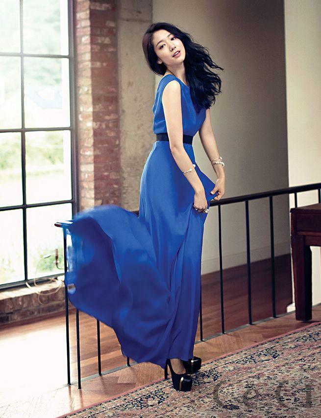 другие южнокорейские актрисы платье фото говорю