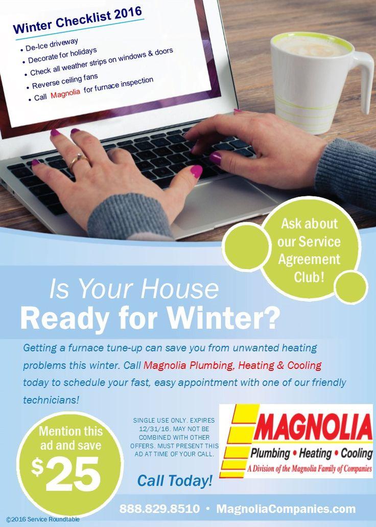 Pin by Magnolia Plumbing, Heating & C on Heating & Comfort