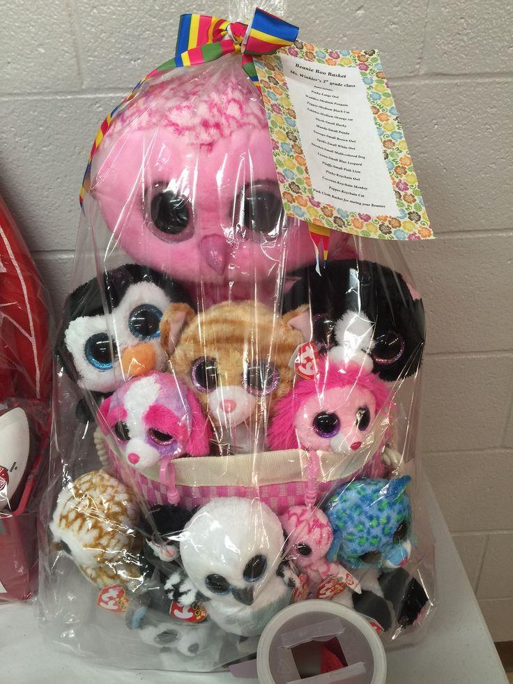 school fundraiser gift basket ideas
