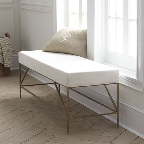 Best 25+ Upholstered bench ideas on Pinterest | Industrial bedroom ...