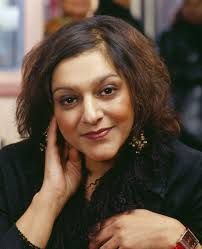 Born:27th June 1961 ~ Meera Syal, CBE Feroza Syal;) is a British comedian, writer, playwright, singer, journalist, producer and actress. She rose to prominence as one of the team that created Goodness Gracious Me and became one of the UK's best-known Indian personalities portraying Sanjeev's grandmother, Ummi, in The Kumars at No. 42.  She was appointed Member of the Order of the British Empire (MBE) in the 1997 New Year Honours and in 2003.