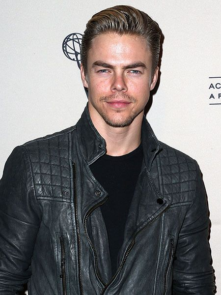 Derek Hough on Neck Injury: 'They've Cleared Me' to Dance #DWTS |Pinned from PinTo for iPad|