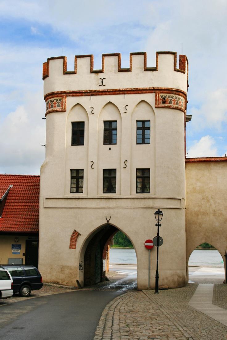 Brama mostowa, Toruń
