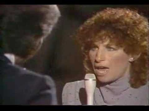 """""""You Don't Bring Me Flowers,"""" Barbra Streisand & Neil Diamond live at the Grammys, 1980"""