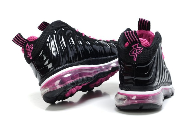 232ca7ba0f0f0 ... Where Can I purchase Pink Foamposites Penny Hardaway Foamposite Womens  Air Max 09 Sole Fusion Black