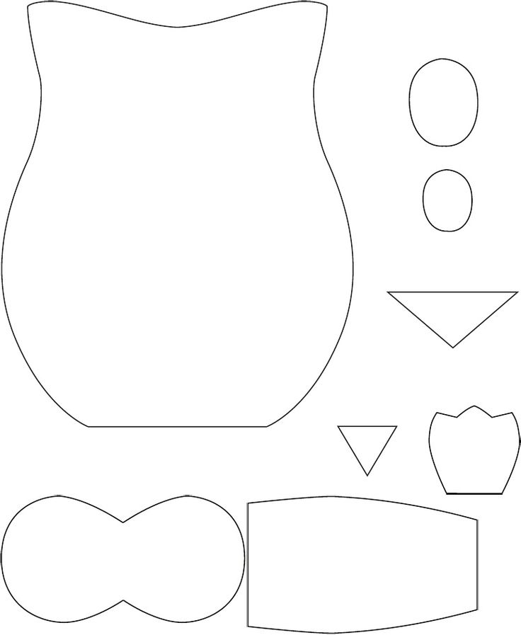 owl templates for sewing - 269 best primitive printables images on pinterest