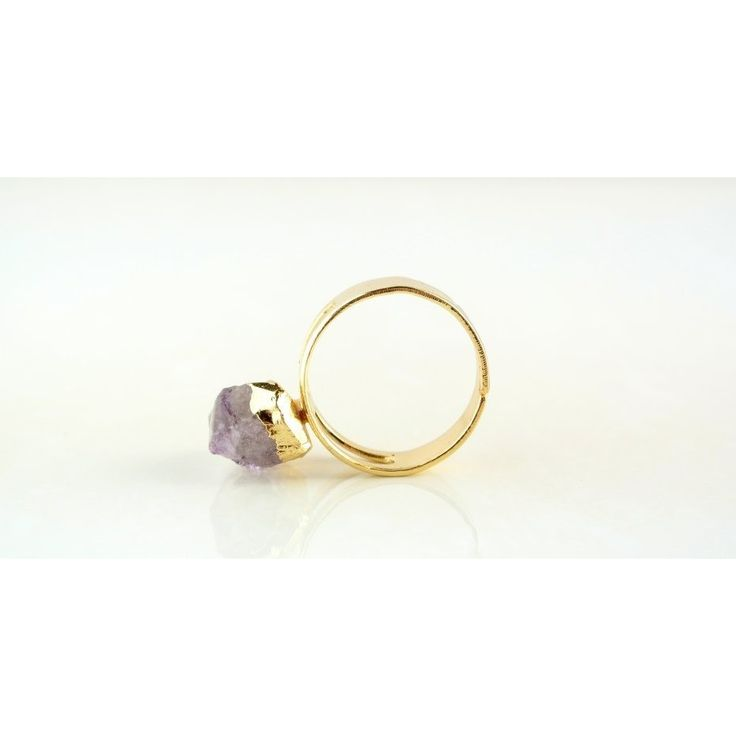 PRODUCTS :: JEWELRY :: WOMEN :: Rings :: PIERŚCIONEK Z AMETYSTEM