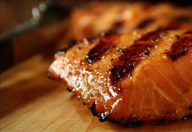 Brown Sugar Grilled Salmon Recipe - Food.com - 63080