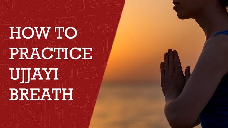 How to Practice UJJAYI Breath | Yoga Tips