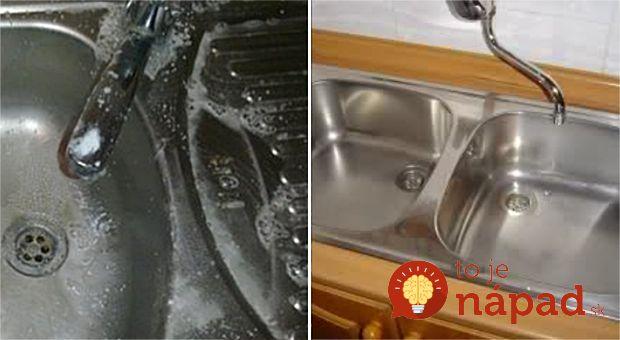 Kuchynský drez dostáva počas dňa poriadne zabrať. Okrem toho, že sa pravidelným používaním znečisťuje, nesmieme tiež zabúdať nato, že práve kuchynské drezy sú obľúbenou destináciou baktérií a rôznych mikroorganizmov.    Práve preto, by sme dôkladnému čisteniu drezu