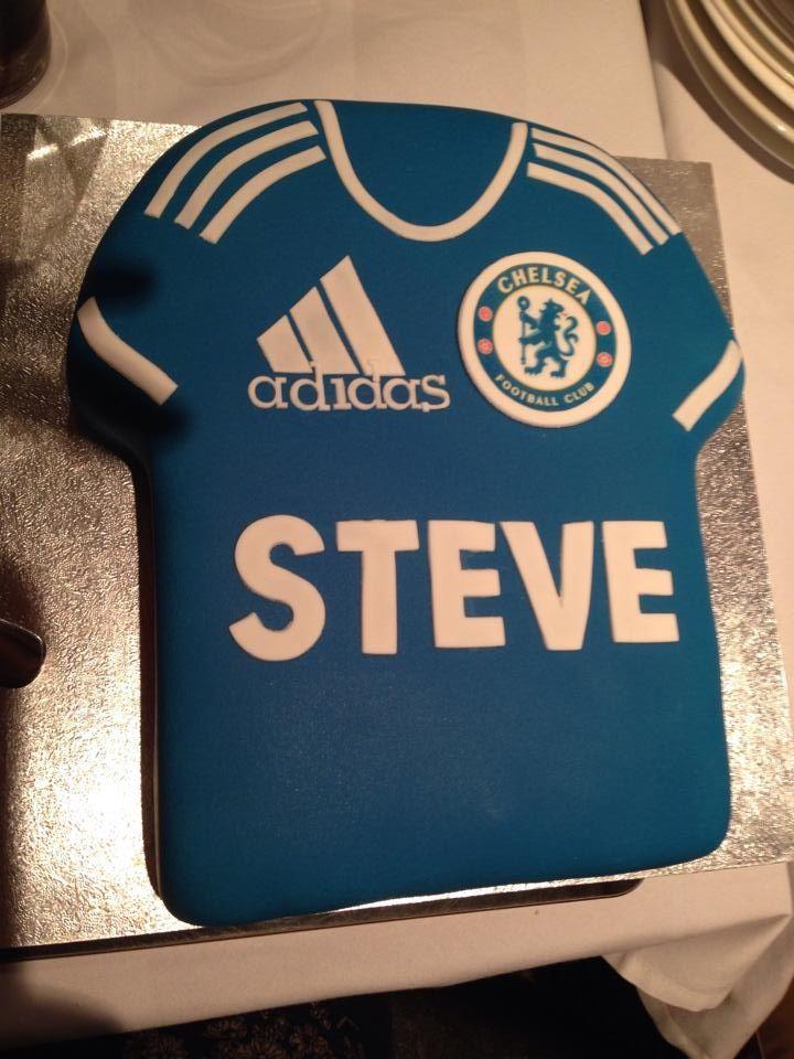 Chris Birthday Soccer Cake