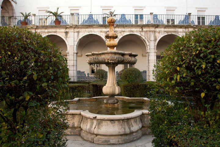Hospital (Convento) de Santa Marta, Lisboa