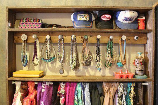 Organization Inspiration: Pretty Knobs for Displaying Jewelry — Kara Paslay Designs
