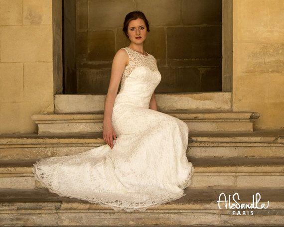 1000+ Ideas About 1930s Wedding Dresses On Pinterest