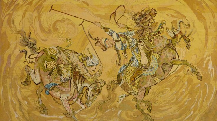 Finest Persian carpets/最高級ペルシャ絨毯の詳細 松下幸之助も愛した「ポロ」ネット初公開