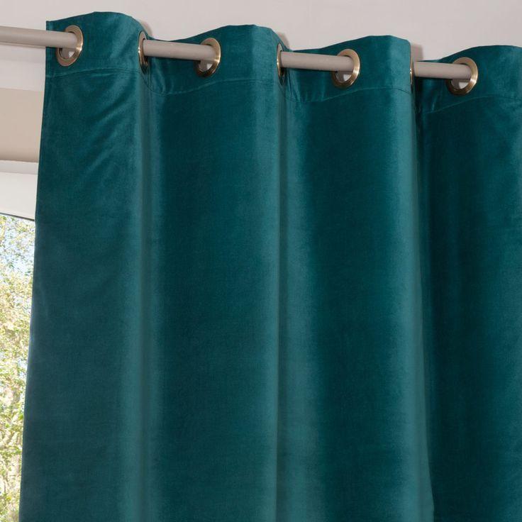 rideaux bleu canard rideaux bleu canard les 25 meilleures id es de la cat gorie rideau bleu. Black Bedroom Furniture Sets. Home Design Ideas