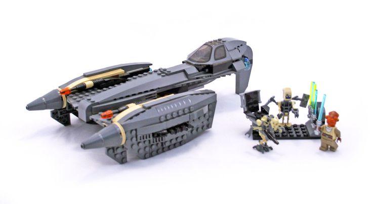General Grievous Starfighter - LEGO set #8095-1