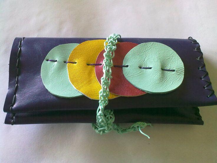 handmade euga & pan - δερμάτινα χειροποίητα αξεσουάρ: 36