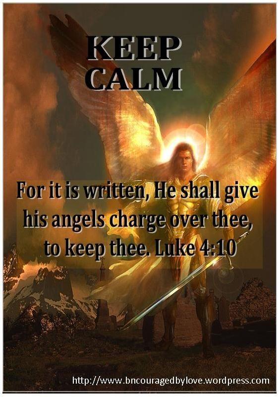 Luke 4:10