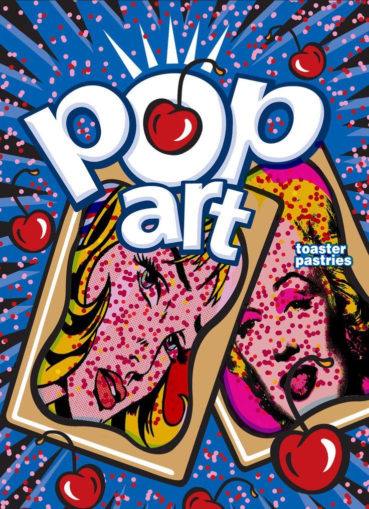 Pop culture and art