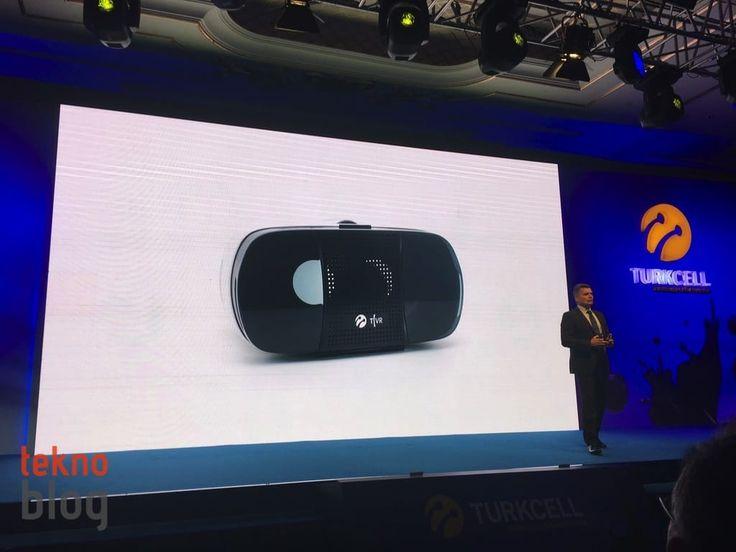 Turkcell T-VR: Mobil operatör markalı ilk sanal gerçeklik gözlüğü  https://www.teknoblog.com/turkcell-tvr-sanal-gerceklik-gozlugu-150956/
