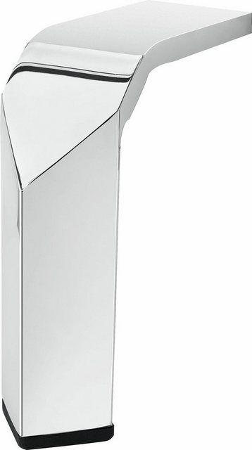 Ecksofa »Felicia«, mit Metallfuß, wahlweise mit manuellem oder motorischem Sitzvorzug