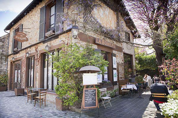 Barbizon - Région Ile-de-France - Les villages candidats en 2015 - Le village préféré des français - France 2    |  ≼❃≽  @kimludcom