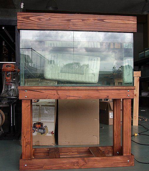 17 mejores ideas sobre muebles para peceras en pinterest - Pecera con mueble ...